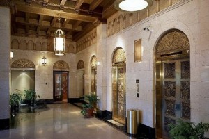 Historic Paulsen Center Lobby
